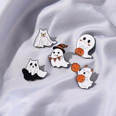 ghost, cute, Fashion Accessory, brooches