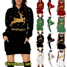 dressesforwomen, pullover sweater, Dress, neck dress