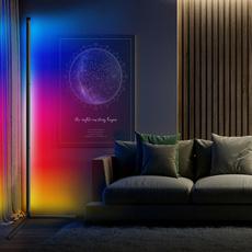 Home Decor, cornerfloorlamp, floorlamp, Modern
