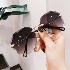 Fashion Sunglasses, Fashion, rimlesssunglasse, trendyglasse
