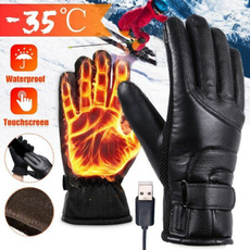 heatingglove, Touch Screen, Outdoor, motorcyclethermalglove