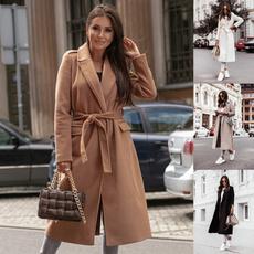 woolen coat, Winter Coat Women, Winter, Gel