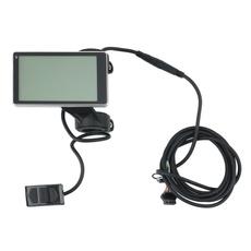 electricbikedisplay, Electric, 24v36v48v, bigscreen