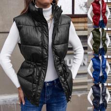 Vest, Plus Size, Coat, thickvestcoat