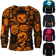 3D hoodies, halloween hoody, Fashion, Hoodies & Sweatshirts