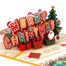 3dxmascard, popupchristmascard, Holiday, Christmas