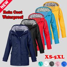 casual coat, waterproofcoat, Plus Size, Outdoor
