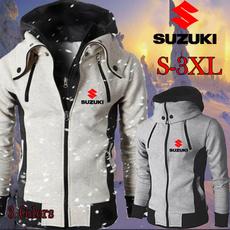 Jackets/Coats, Winter, zipperjacket, Coat