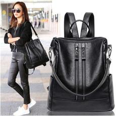 Shoulder Bags, School, casualbackpack, Capacity
