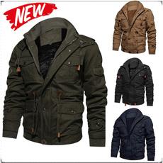 woolen, Casual Jackets, Fashion, Winter