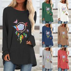 Fashion, Spring/Autumn, Long Sleeve, Elegant
