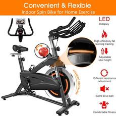 Fitness, Sport, spinbike, homeindoor