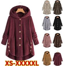 fur coat, hooded, fur, Jacket