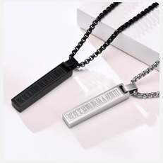 Steel, Chain Necklace, mens necklaces, punk style