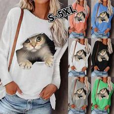 blouse, cute, fashion women, Plus Size