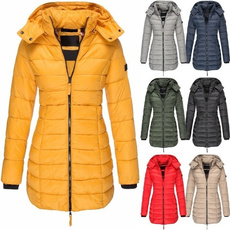 thickencoat, Jacket, hooded, Winter