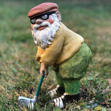 dwarf, gnomegarden, Ornament, Patio & Garden