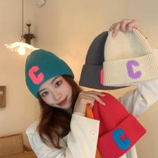woolen, knitted, Fashion, koreanversion