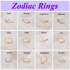 Couple Rings, DIAMOND, Star, Gifts