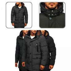 hooded, hoodedjacket, winter coat, Coat