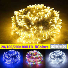 Outdoor, led, Colorful, fairylight