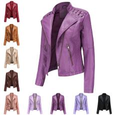 springjacketcoat, casualjacketsforwomen, casualcoatsforwomen, leather