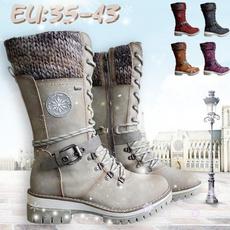 vintageboot, Fleece, Fashion, Leather Boots