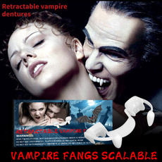 vampirewerewolfteeth, funnytoy, werewolf, costumeparty