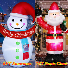 party, snowmanmodel, lightedinflatabledecor, ledsnowmanmodel