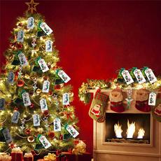 Christmas, Gifts, Gift Bags, Food