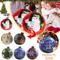 Holiday, Outdoor, christmasoutdoorgiantball, Pvc