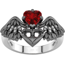 Fashion, wedding ring, Angel, Engagement Ring
