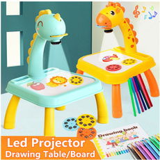 Funny, Toy, art, projector