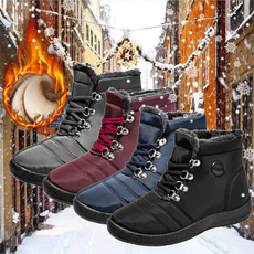 Suede, Winter, Womens Shoes, boots for women