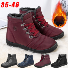 ankle boots, cottonshoe, Outdoor, Winter