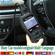 Scanner, eobd, Car Electronics, Tool
