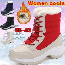 Plus Size, Cotton, Winter, Waterproof