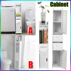 bathroomorganizer, smallbathroomstoragecabinet, Home Supplies, bathroomstoragecabinet