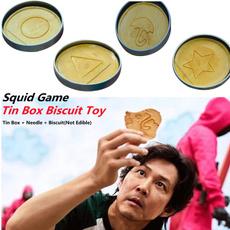 Box, Toy, squidgametoy, squidgamebiscuit