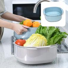 vegetablecolander, drainingbowl, kitchengadget, strainerbowl