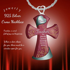 luxuryaccessorie, Christmas, Cross necklace, Gifts