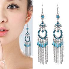 Fashion, Earing, Chain, Earring