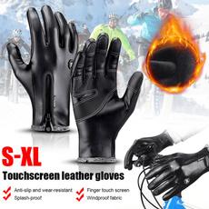 Touch Screen, Outdoor, Winter, Fleece