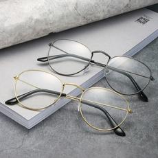 womenglasse, Vintage, roundglasse, eyeglasses