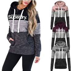Casual Hoodie, hooded, Long Sleeve, Fashion Hoodies