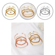 Charm Bracelet, shinybangle, Simple, Bangle