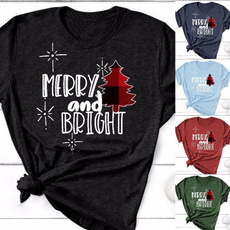 holidayshirt, cute, festivaltop, Fashion