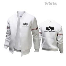 Stand Collar, flightjacket, Outdoor, baseballcoat
