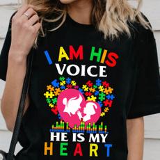 Heart, autismmomshirt, momshirt, mamashirt