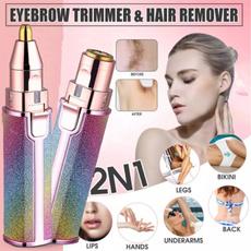 eyebrowtrimmer, Electric, Beauty, eyebrowrazor